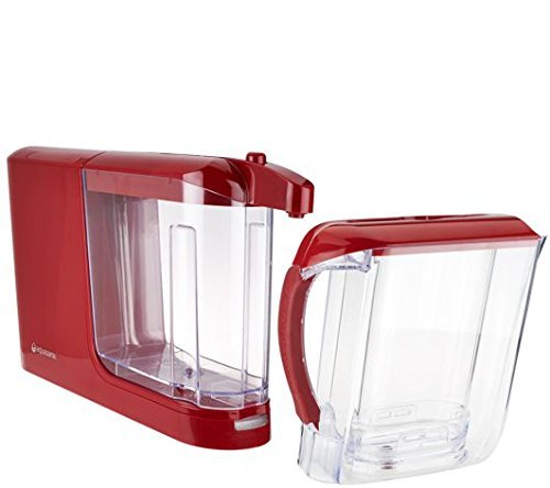 Aquasana Powered Water Filtration System (Red)