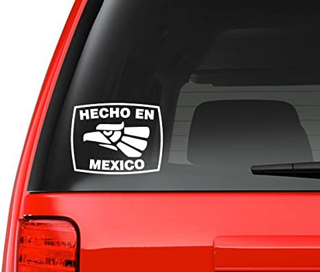 Sticker car moto map flag vinyl outside wall decal macbbook costa rica