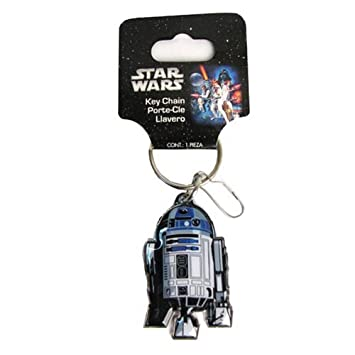Plasticolor Star Wars R2-D2 Key Chain