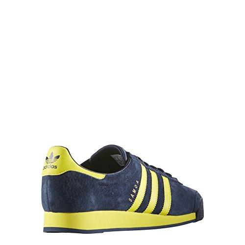 Yellow Samoa Originals Vntg bright Navy bluebird Adidas Collegiate 7Tq1Yca