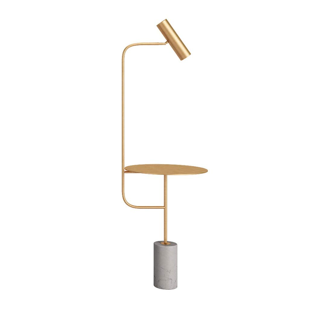 【未使用品】 TangMengYun (Color 北欧のフロアランプ錬鉄製の垂直テーブルランプコーヒーテーブルの棚大理石のリビングルームの寝室のベッド現代のLEDライト (Color : Metallic, サイズ : : 150cm) B07Q2SF146 Metallic, Metallic 150cm, アクアクラフト:d0575058 --- a0267596.xsph.ru