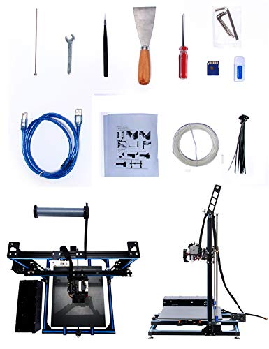 ADIMLab Impresoras 3D Ensamblado Gantry I3 3D Tamaño de Impresión ...