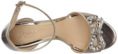 Sandalo Mischka Miguela Badgley Rosa Metallic Oro Delle Donne Tacco dq4qXH