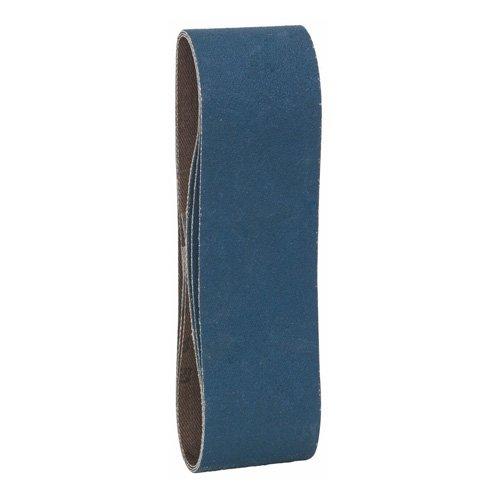 Bosch Schleifband X450  Expert for Metal 40x305mm Korn 120, 3 Stk. 2608606222