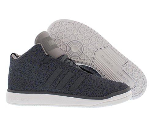 Adidas Veritas Mid Heren Schoenen Maat Onyx / Wit