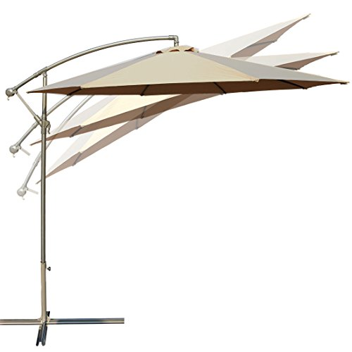 Balichun 9 Ft Outdoor Table Patio Umbrella Market Umbrella