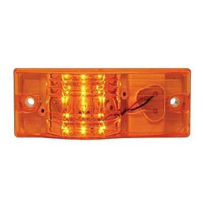 Grand General 78605 Side Mount Amber 9-Led Marker/Turn Light: Automotive