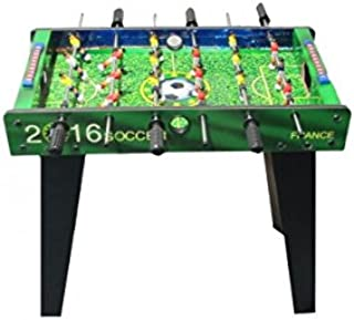 Football 69 X 36,5 X 65 cm Table Football Jeu Sport Jouet 204 Glooke Selected