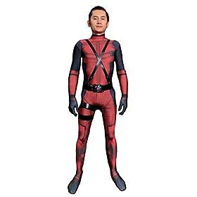 - 41wRbVBdeHL - Ditard Kids/Adult Halloween Costume Lycra Spandex Zentai Cosplay Suit