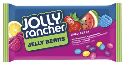 Jolly Rancher Jelly Beans in Wild Berry flavors, 14-Ounce bags (Pack of (Jolly Rancher Jelly Beans)