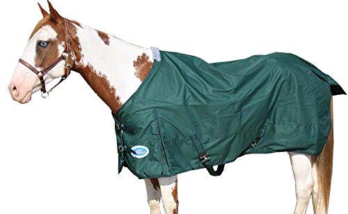 t Weight Horse Rain Sheet 600D, Green, 75