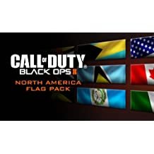 Call of Duty: Black Ops II - North American Flags of the World Calling Card Pack [Online Game Code]