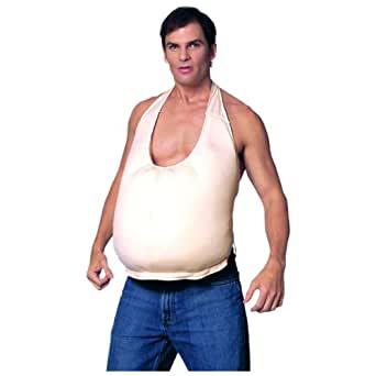 Over-sized Foam Belly with straps