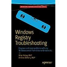 Windows Registry Troubleshooting