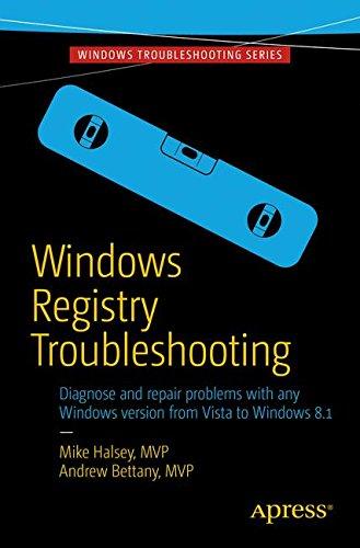 Windows Registry Troubleshooting by Springer