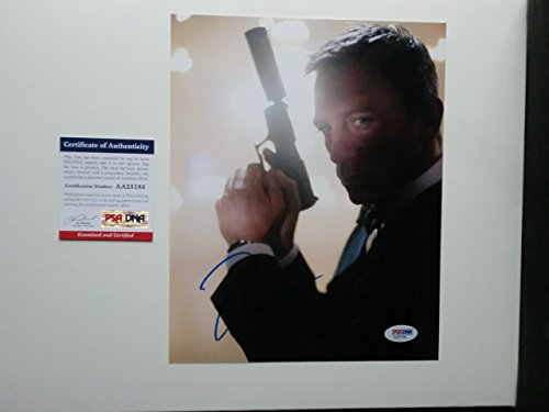 Daniel Smith Ink (Daniel Craig Rare! signed James Bond 007 8x10 photo PSA/DNA cert)
