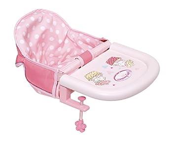Zapf Creation 701126 Baby Annabell® Tischsitz Kleidung & Accessoires