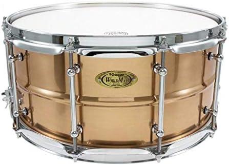 WorldMax Bronze Shell Series - Tambor de caja (14 x 6,5 pulgadas): Amazon.es: Instrumentos musicales