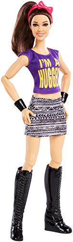 WWE Superstars Bayley Fashion Doll Action Figure by WWE