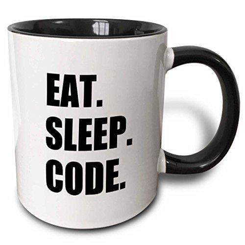 3dRose mug 180391 4 Computer Programmer Program