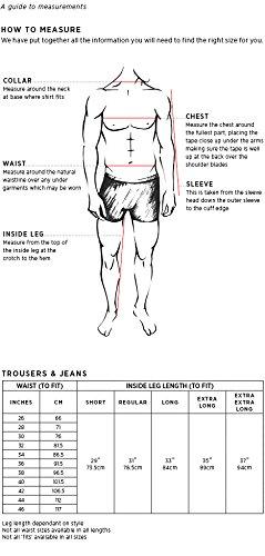 next Uomo Completo: Pantaloni EU 91.5 Corto (UK 36S) Blu Chiaro