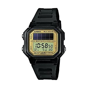 Casio CASIO Collection Men – AL-190W-9A – sumergible a 50 metros