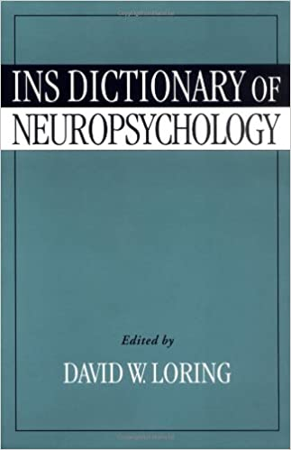 Ins dictionary of neuropsychology 9780195069785 medicine health ins dictionary of neuropsychology 1st edition fandeluxe Gallery