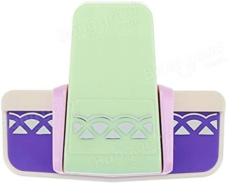 Fancy Border Crafts Punch Embossing Paper Punch Scrapbooking for Card Making