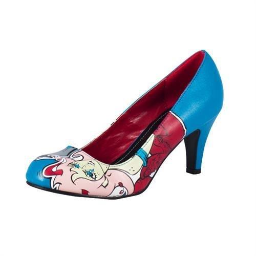 TUK Shoes - Octa-Alien Girl Heels GWBD208yd