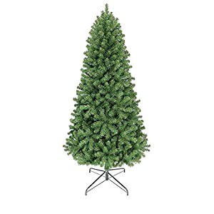 Oncor Eco-Friendly Aspen Fir Christmas Tree 83