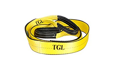 "3"", 8' Tree Saver, Winch Strap, Tow Strap 30,000 Pound Capacity by Tgl-global"