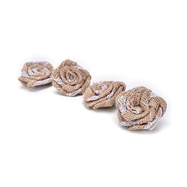 Burlap-Wedding-5pcs-Vintage-Handmade-Burlap-Flower-Artificial-Roses-Hessian-Jute-Wedding-Party-Home-Decoration-Navy-Wedding-Blush-Girl-Dusty-Vine-Flower-Arrangements-Gold-Dahlia-Bouquet-Breat