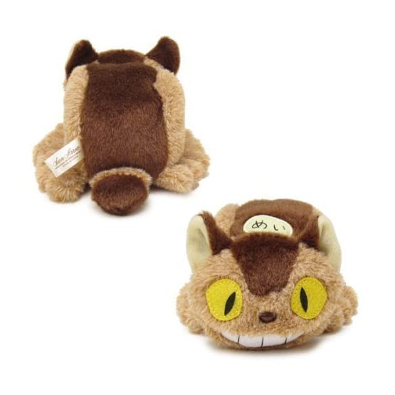 Cat Bus Plush | My Neighbor Totoro | Studio Ghibli Plush 2