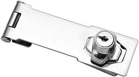 Abschließbare Überfalle (Stahl, 102mm)