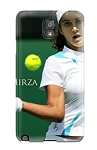 4966878K84411224 Series Skin Case Cover For Galaxy Note 3(tennis Star Sania Mirza)