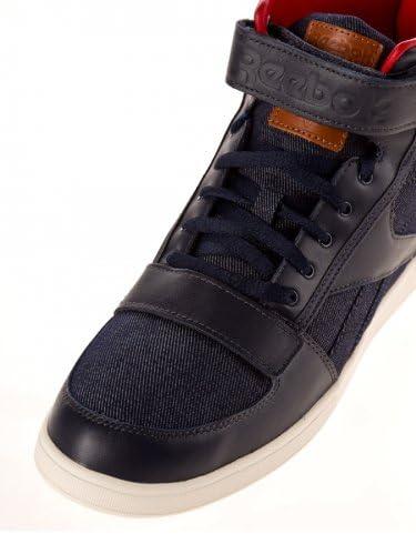 Reebok Sneaker SH Court Mid marineblau 44.5: