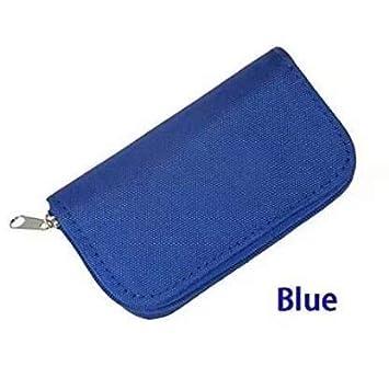 SUNXIN Bolsa de tarjeta cf Bolsa de tarjeta de memoria del teléfono Bolsa de tarjeta de memoria de la cámara SD (con 22 bits de tarjeta)