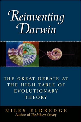 Reinventing darwin the great debate at the high table of reinventing darwin the great debate at the high table of evolutionary theory niles eldredge 9780471303015 amazon books fandeluxe Choice Image