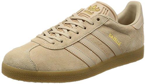 adidas Gazelle, Entrenadores Unisex, , Beige (Clay Brown /clay Brown /gum 3)