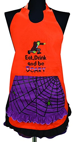 Manual Woodworkers & Weavers Apron, Monsters on Parade Ha...