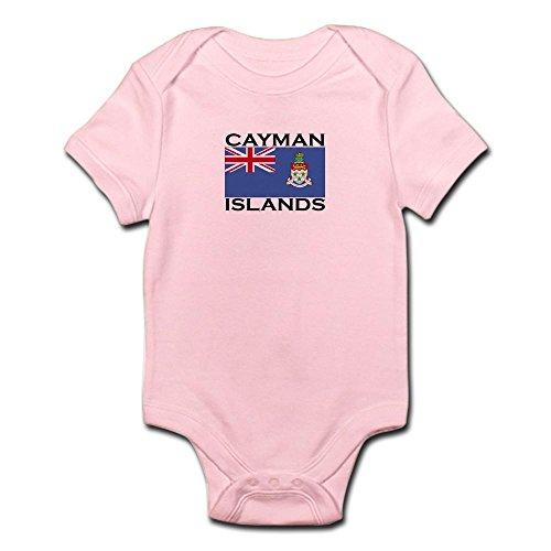 CafePress Cayman Islands Flag Infant Bodysuit - Cute Infant Bodysuit Baby (Country Cayman Islands)