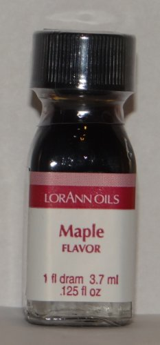 Lorann Oils Maple Flavoring Dram product image