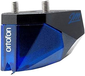 Amazon.com: Ortofon 2 m), color azul (Verso) Moving cartucho ...