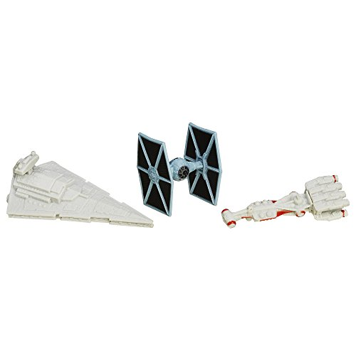 (Star Wars A New Hope Micro Machines 3-Pack Imperial Pursuit)