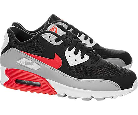 4cb1474e5f61a NIKE Mens Air Max 90 Essential LowTop Sneakers