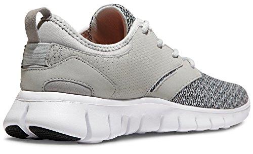 Knit Men's x574 Pattern lgr Sports A Shoes Running Tesla tf O4vwv