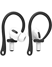 elago AirPods Pro EarHook – Perfect for Outdoor Activities, Lightweight, Long Lasting Comfort, Compatible with Apple AirPods Pro and and 1 & 2 (Black)