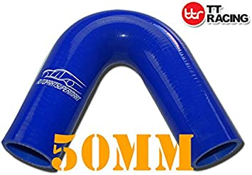 informafutbol.com 45 Degree Hose Turbo Silicone Elbow Coupler Pipe ...