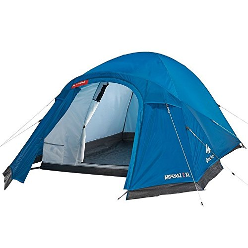 DECATHLON QUECHUA ARPENAZ XL 2 TENT FOR 2 PEOPLE BLUE  sc 1 st  C&ing Companion & DECATHLON QUECHUA ARPENAZ XL 2 TENT FOR 2 PEOPLE BLUE - Camping ...