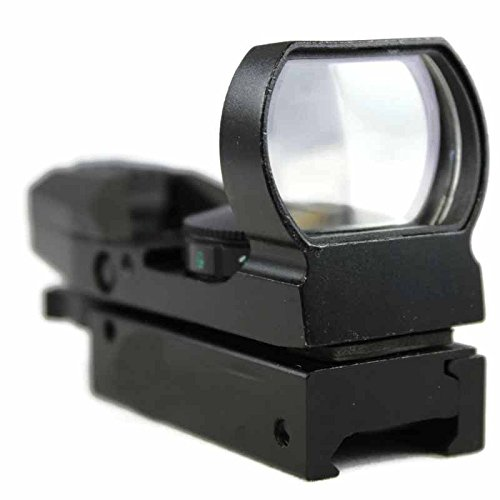 (US 220g for 20mm Rails Reticle Reflex Red Green Dot Holographic Sight Scope FAIT)